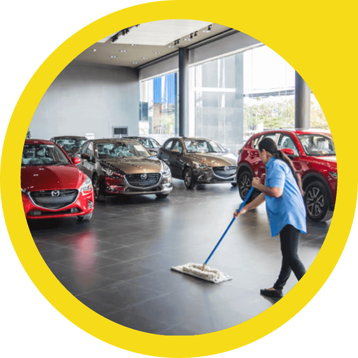 Dealership Trusted Cleaning Services