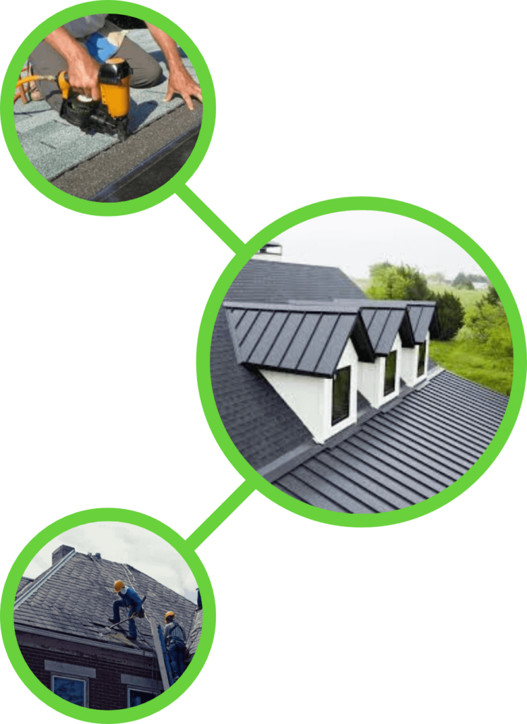 Experienced Roof Technicians