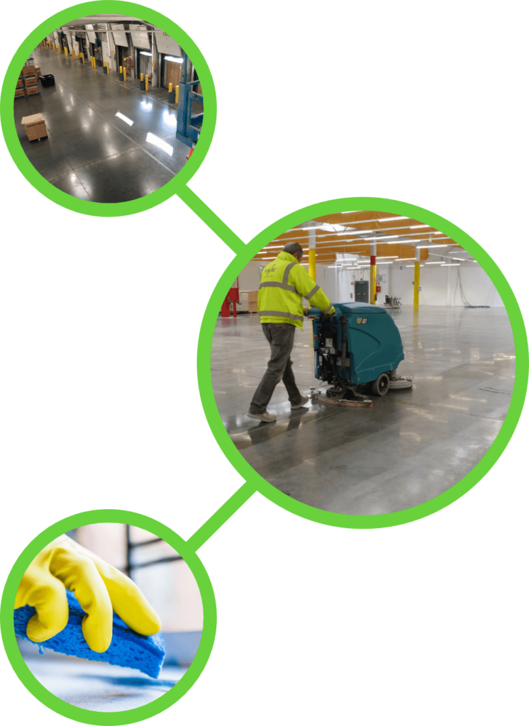 Experienced Warehouse Cleaning