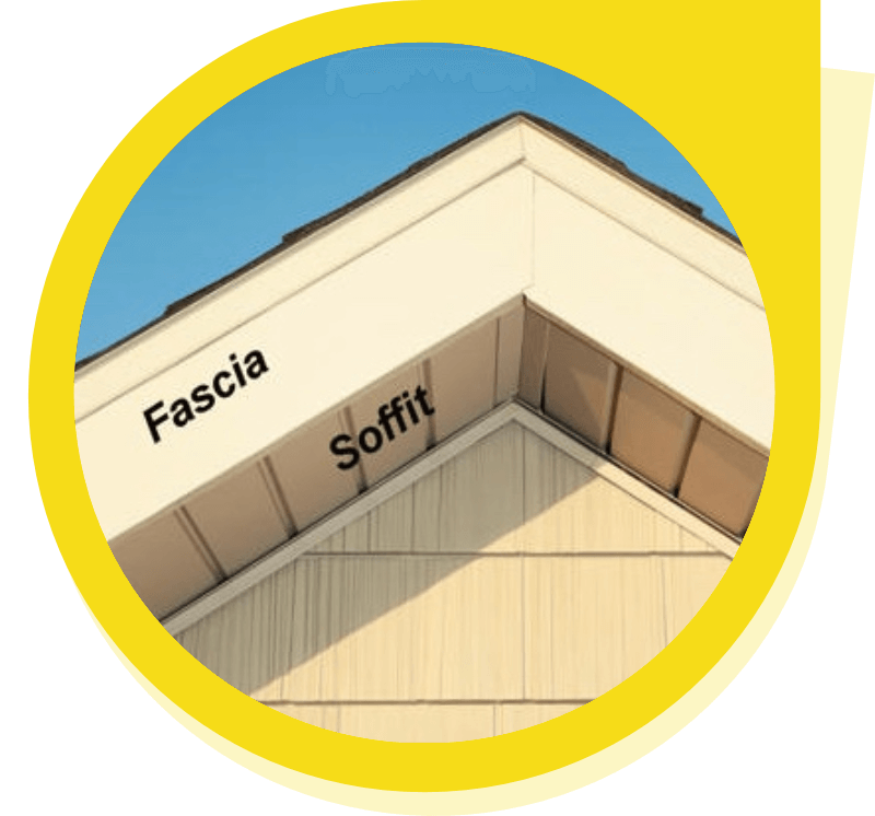 Soffit Fascia Repair