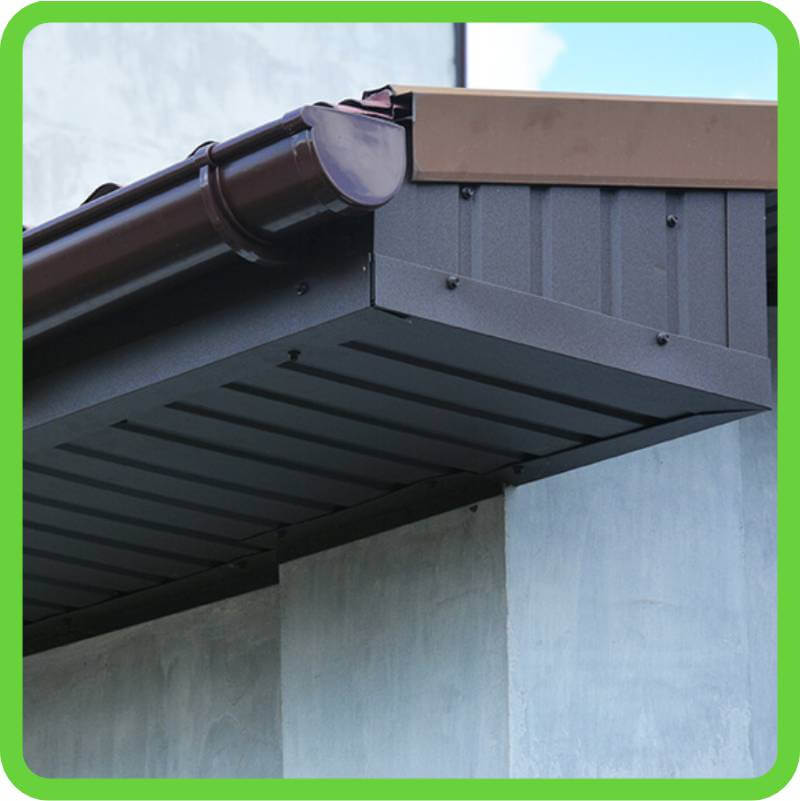 Soffit or Fascia roofing