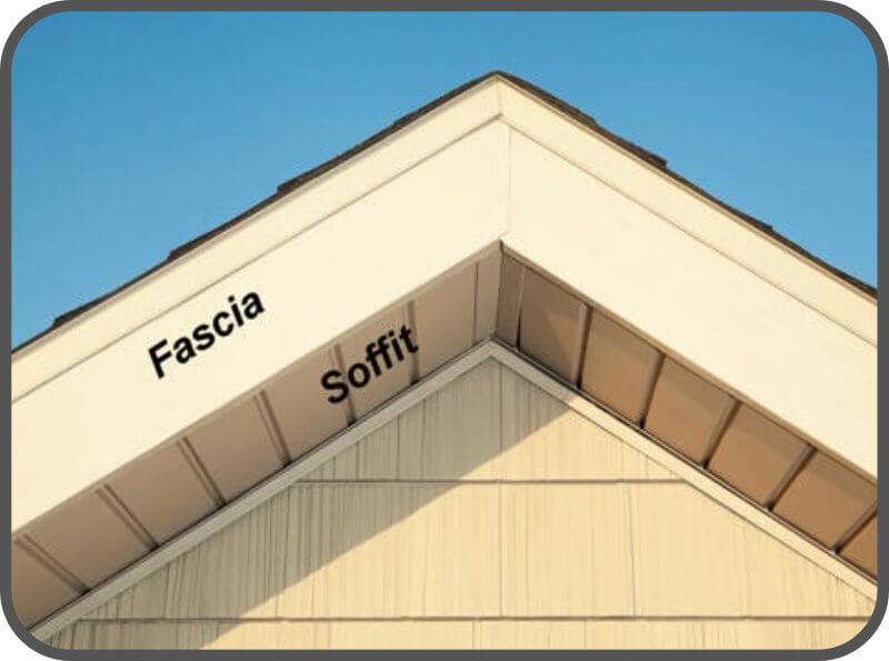 Soffits or Fascia